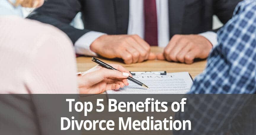 Top 5 Benefits of Long Island Divorce Mediation