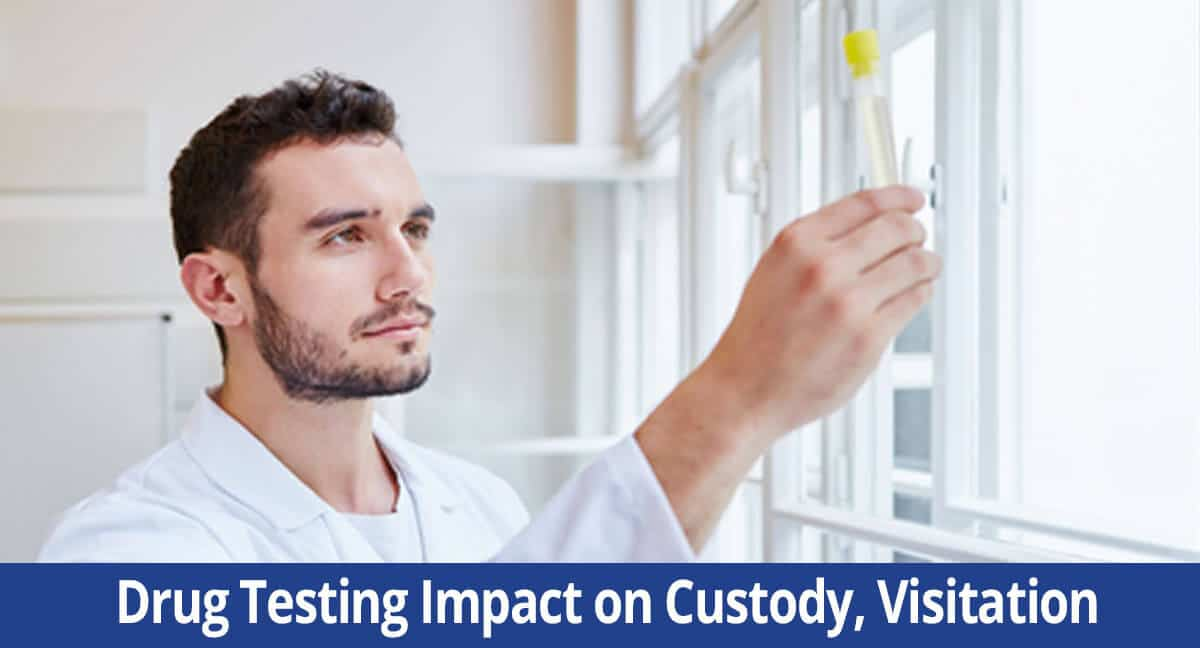 Drug Testing Impact on Custody, Visitation in Long Island Family Court